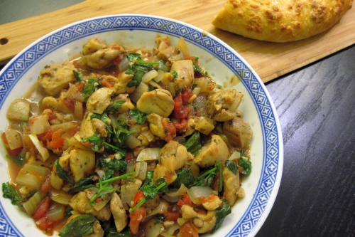 Chakhokhbili: Spicy Georgian chicken stew | Silk Road Chef