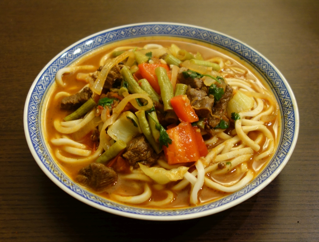 How to cook lagman 75