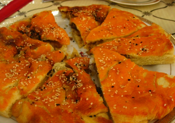 meat pie in kashgar